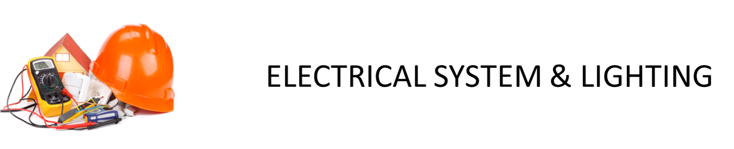 Electrical System and Lighting